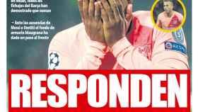 La portada de Mundo Deportivo (08/11/2018)