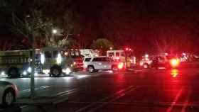 Varios heridos en un tiroteo en un bar de California