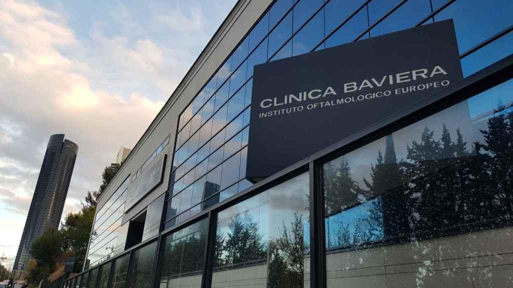 Uno de los establecimientos de Clínica Baviera.