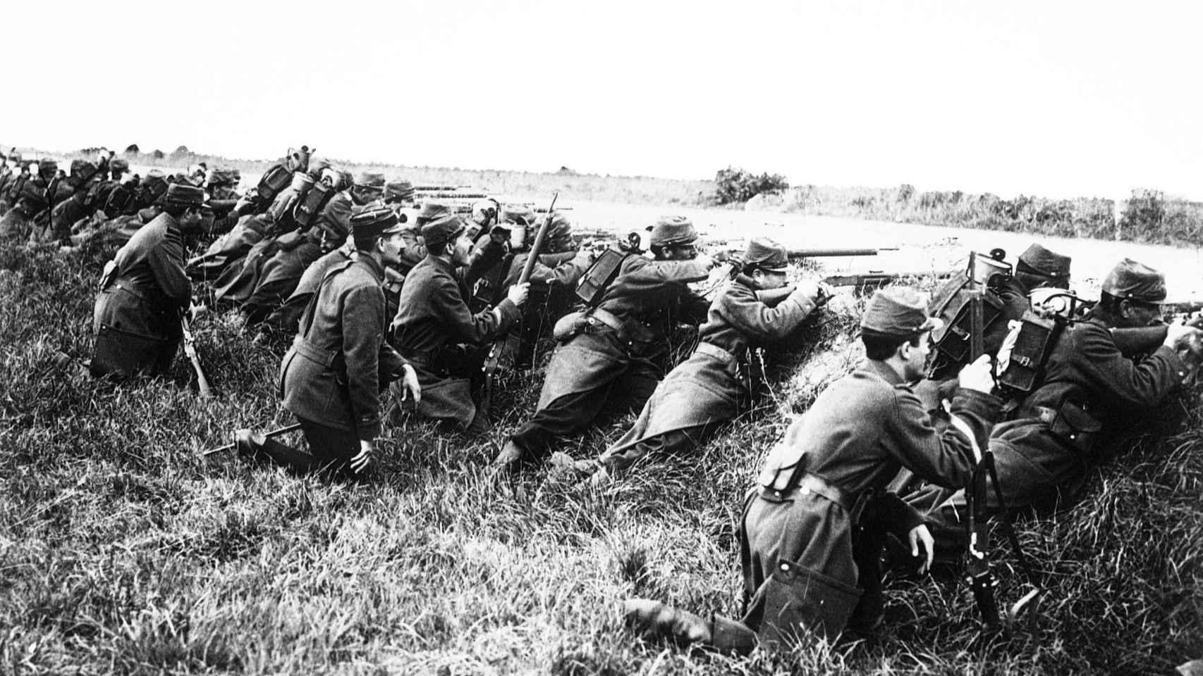 Cómo Entender La I Guerra Mundial En 50 Fotos La Historia Como Nunca Se Explicó