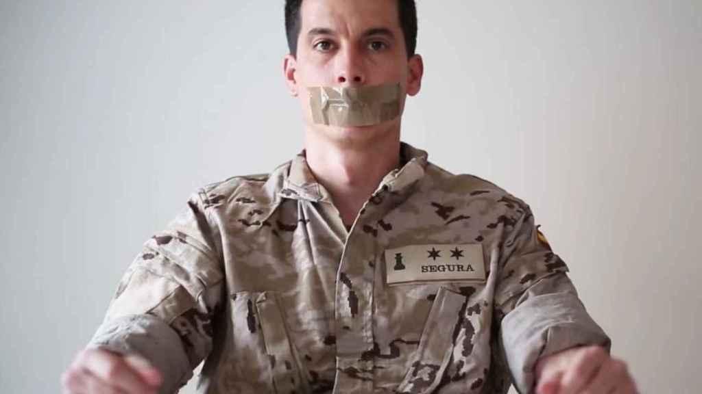 El Supremo confirma la sanción impuesta al teniente del Ejército Luis Gonzalo Segura