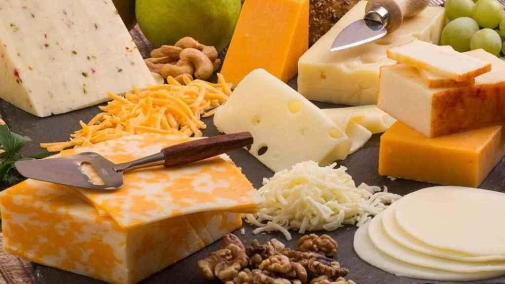 No todos los quesos son lo que parecen (ni los de esta foto tampoco).