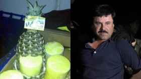 Joaquín Archivaldo Guzmán Loera, 'El Chapo', el mayor narcotraficante de la historia, trató de introducir en Europa 240 toneladas de cocaína al año ocultas de piñas a través del puerto de Algeciras (Cádiz).