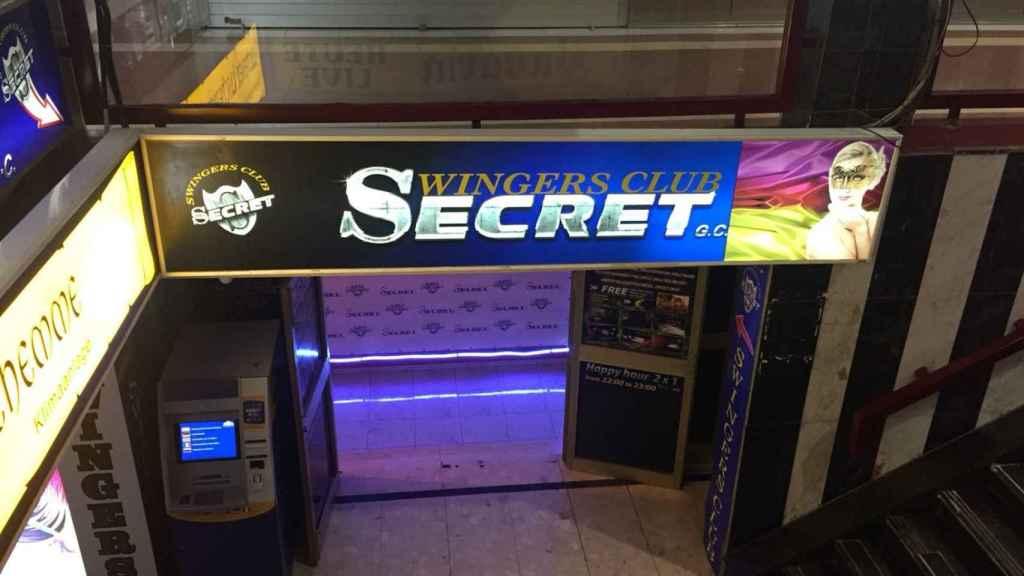 El Secret es el club swinger más famoso del CC Cita