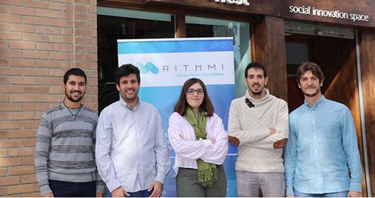 Equipo actual de la startup valenciana.
