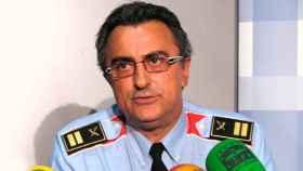 Manel Castellví, excomisario de información de los Mossos