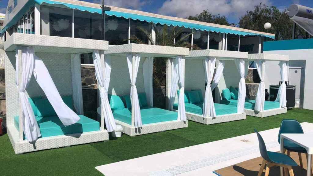 Todo está preparado para que las parejas jueguen en el Venus Resort