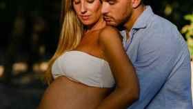 Cristian Toro y Susana Salmerón en una imagen de sus redes sociales.