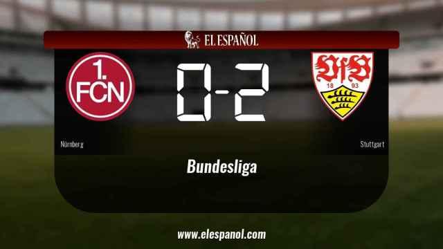 El Stuttgart se lleva tres puntos a casa después de vencer al Nürnberg