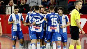 Las mejores imágenes del Sevilla - Espanyol