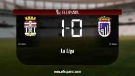 El Cartagena se lleva la victoria en su casa frente al Badajoz
