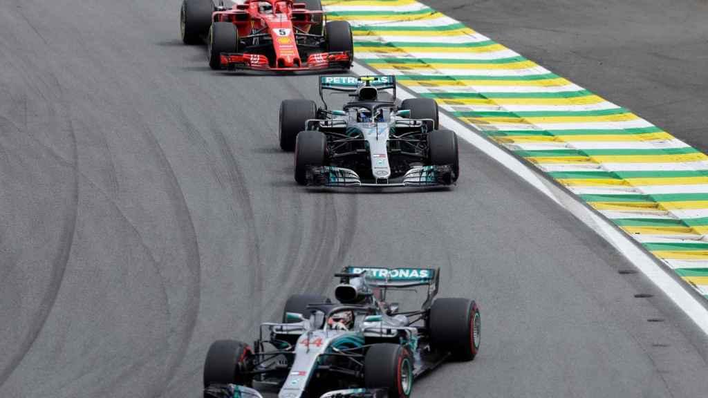 Gran Premio de Fórmula Uno de Brasil