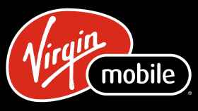 Logotipo de Virgin, la teleoperadora británica del magnate Richard Branson.