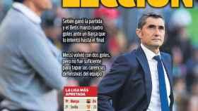 Portada Sport (12/11/18)