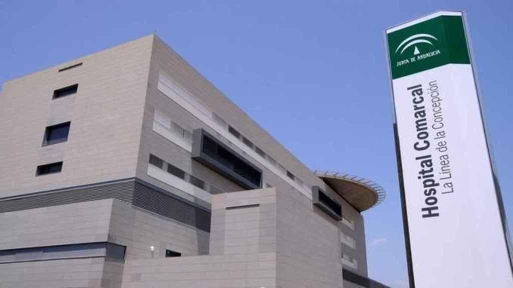 Hospital de La Línea de la Concepción, en Cádiz