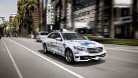 Imagen del nuevo vehículo que desarrollará Bosch.