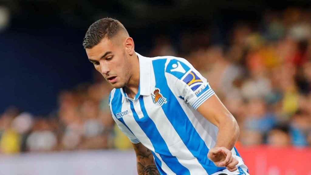 Theo Hernández, jugador cedido a la Real. Foto: Twitter (@TheoHernandez)