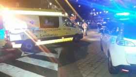 ambulancia noche