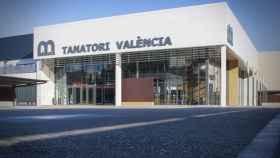 Un tanatorio de Valencia.