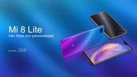 El Xiaomi Mi 8 Lite llega a España: características, precio y disponibilidad