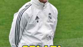 La portada de El Bernabéu (13/11/2018)