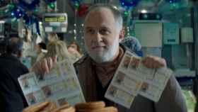 Imagen del vídeo de la Lotería de Navidad.