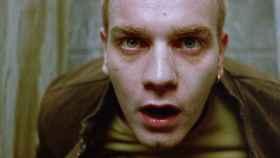Fotograma del personaje de Ewan McGregor, consumidor regular, en 'Trainspotting'