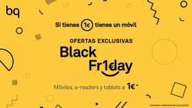 Dispositivos a 1€ y muchas más ofertas en el Black Friday de BQ