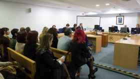 Juicio contra el sindicato de prostitutas OTRAS en la Audiencia Nacional.