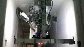 Rise es el sistema creado por Schindler para instalar de forma robotizada sus ascensores.