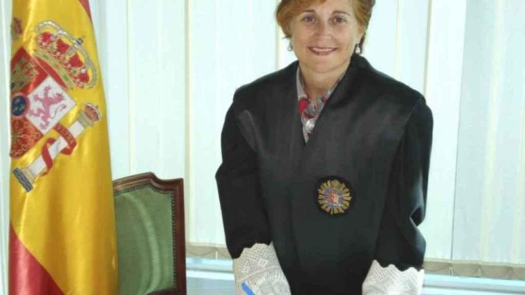 La magistrada María Tardón.