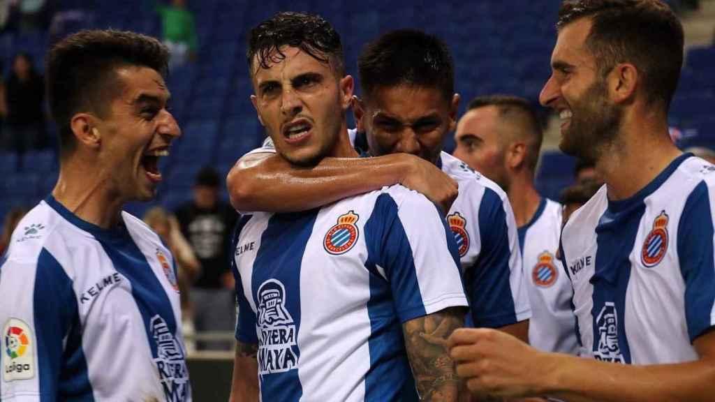 Mario Hermoso, jugador del Espanyol. Foto: Instagram (@mhermoso22)