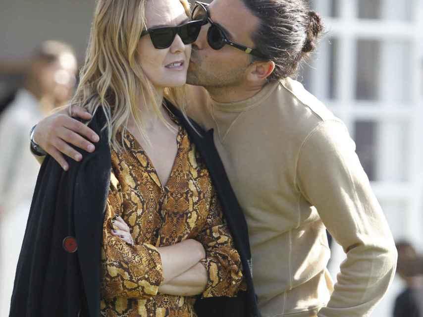 Marta Ortega y Carlos Torretta en una imagen de archivo.
