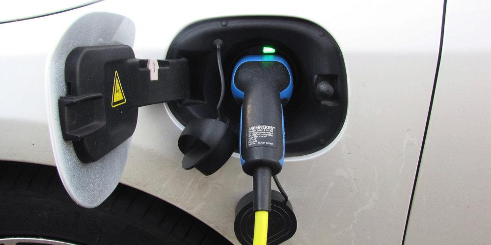 recarga coche electrico
