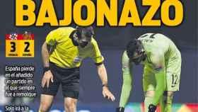 Portada Sport (16/11/18)