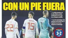 Portada Mundo Deportivo (16/11/18)