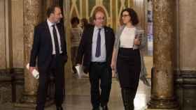 Miembros de PSC en el Parlament