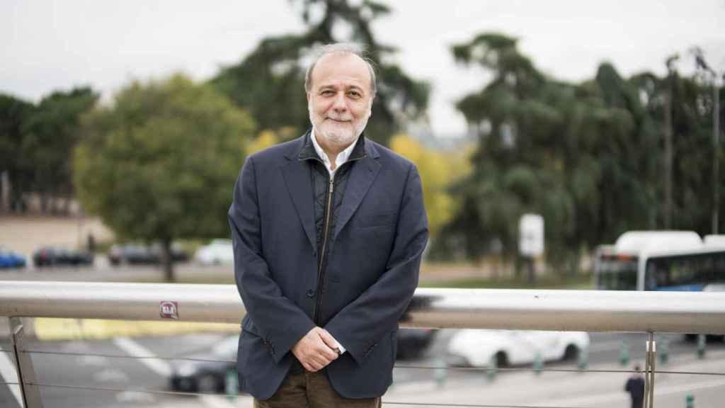 El diputado José Andrés Torres Mora, esta semana en Madrid.