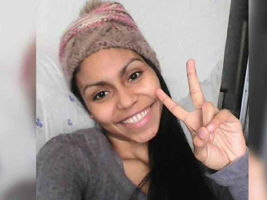 Heidi tenía dos hijos y era natural de San Pedro Sula, Honduras, la ciudad más violenta del mundo
