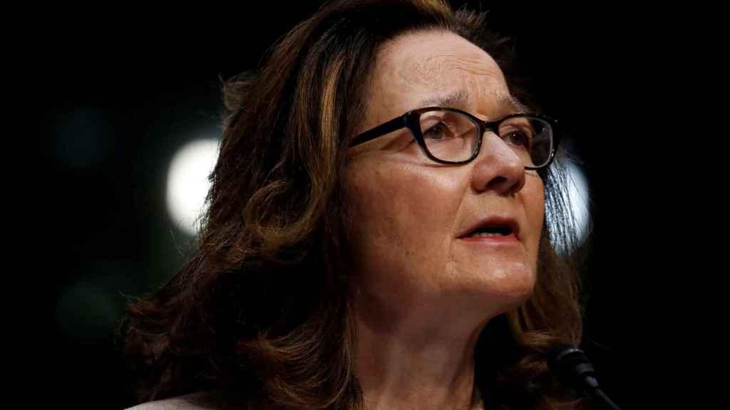 Gina Haspel, directora de la CIA.