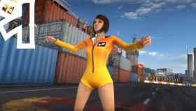 Captura de Need For Speed ProStreet.