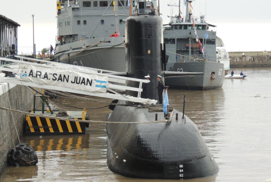 submarino ara san juan 6