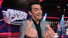 Arturo Valls en 'Ahora caigo' (Atresmedia)