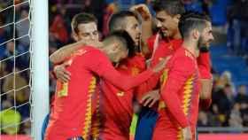 España vs. Bosnia Herzegovina