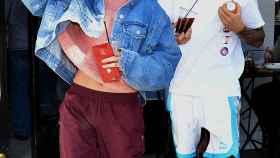 Justin Bieber y Hailey Baldwin.