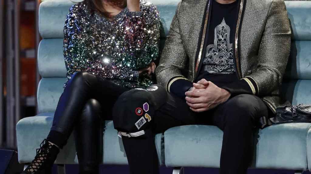 Chabelita y Omar Montes en 'GH VIP'