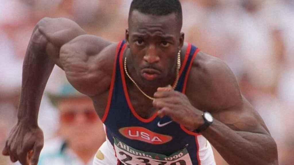 Michael Johnson, exatleta estadounidense