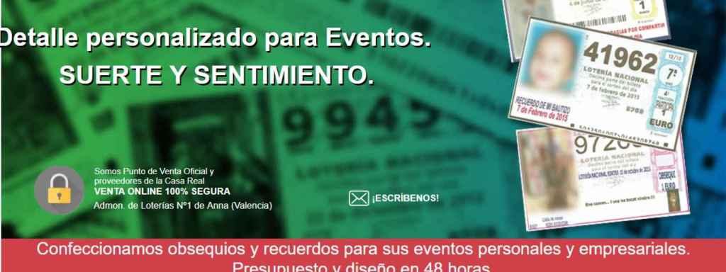 loteriapersonalizada.es