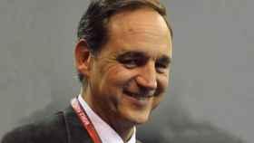Alfredo Garbisu, presidente de la Federación Española de Pádel. Foto: padelfederación.es