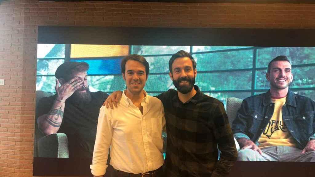 Telmo Pagalday y Kerman Romeo, creadores del anuncio de Ruavieja.